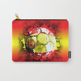 football  spain Carry-All Pouch