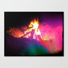 summer. Canvas Print