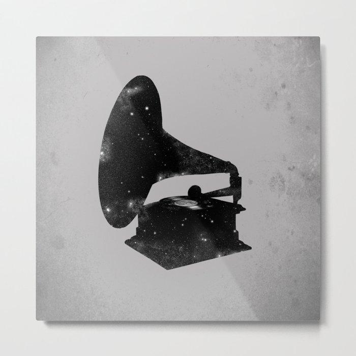 Galaxy Tunes Pt. 2 Metal Print