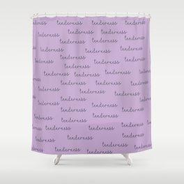 Tenderness Shower Curtain