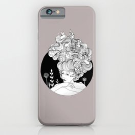 Travelling - Mulled Time iPhone Case