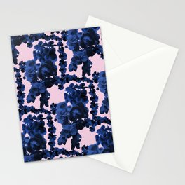 Orchid Print Stationery Cards