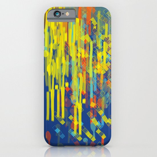 colorfall iPhone & iPod Case