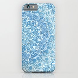Blueberry Lace iPhone Case