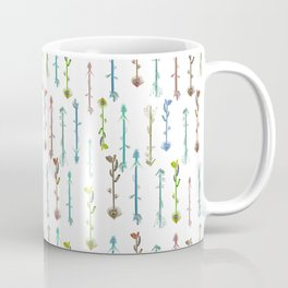 Arrows Woodland Coffee Mug