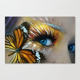 Nature Coloured Canvas Print