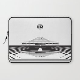 Architecture of Rapla KEK Laptop Sleeve