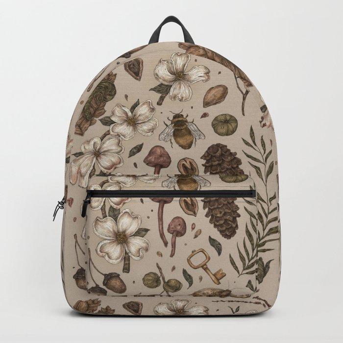 Nature Walks (Light Background) Backpack