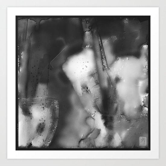 Breath Art #6 Art Print