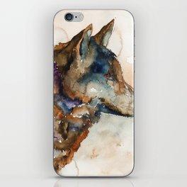 WOLF#1 iPhone Skin