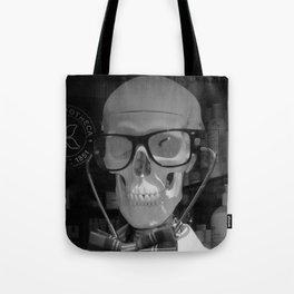 Mad Doc Tote Bag