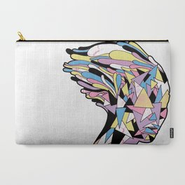 She Moves In Mysterious Ways Carry-All Pouch