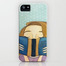 The Best Kind of Curious iPhone Case