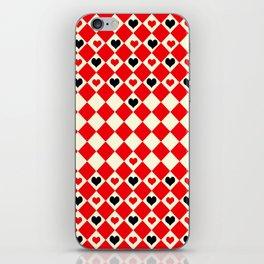 Game of Love! iPhone Skin