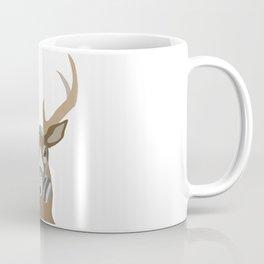 Modern Deer Coffee Mug