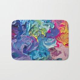 Aurora Swirls Bath Mat
