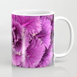 Purple Plant with Dew Drops 2 Coffee Mug