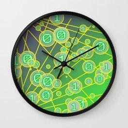 Random bits Wall Clock