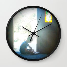 Chapel Light Wall Clock