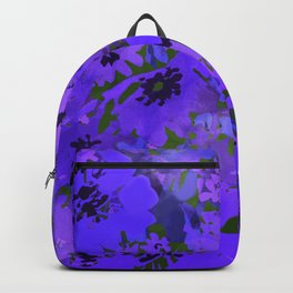 Heavenly Blue Garden Backpack