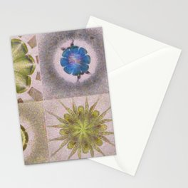 Underbuys Configuration Flowers  ID:16165-093621-68510 Stationery Cards