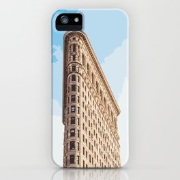 Flat Iron Friday iPhone Case