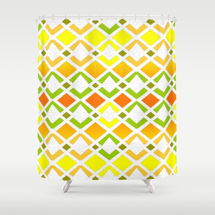 Summer Dayz Shower Curtain