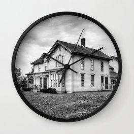 Classic American House Wall Clock