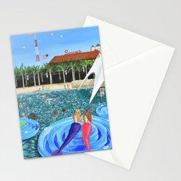 Seacrets Stationery Cards