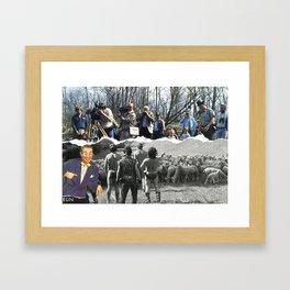 Choices # 2 Framed Art Print