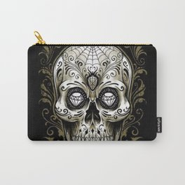 Sugar Skull - Carry-All Pouch
