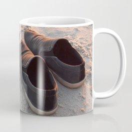 Beach Shoes Coffee Mug