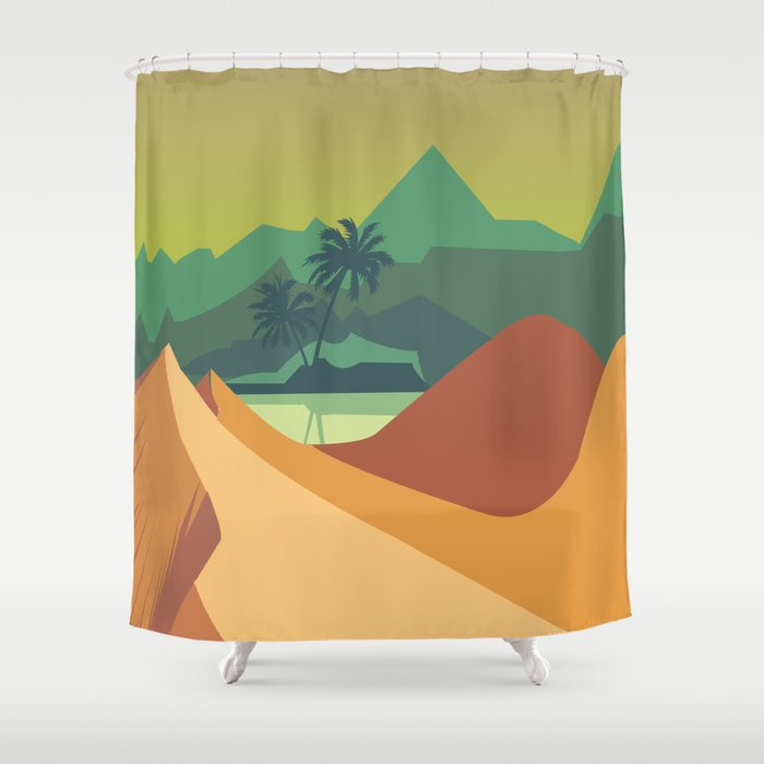 My Nature Collection No. 20 Shower Curtain