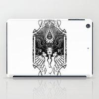goddess iPad Cases featuring Goddess by 6amcrisis