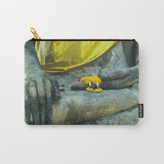 Buddha in Thailand Carry-All Pouch