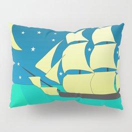 Spanish Galleon Pillow Sham