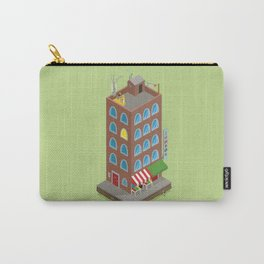 Jumbo's Building Carry-All Pouch