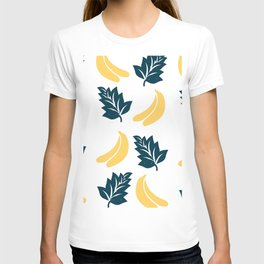 banana leaves T-shirt
