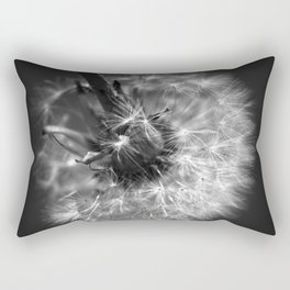 Dandy Dandelion Rectangular Pillow