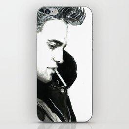 Robert Pattinson iPhone Skin