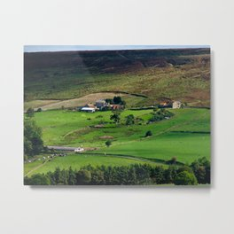 Till the cows come home Metal Print