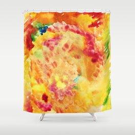 Autumn outburst Shower Curtain