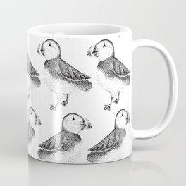 Fratercula arctica Coffee Mug