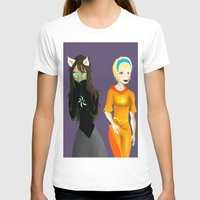 homestuck T-shirts featuring Beta Babes by Paulipse