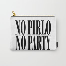 Andrea Pirlo No Pirlo No Party Carry-All Pouch