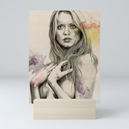 Gloria Mini Art Print