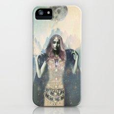 The High Priestess iPhone (5, 5s) Slim Case