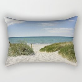 little paradise Rectangular Pillow