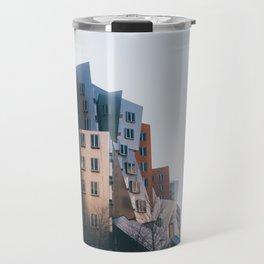 Ray and Maria Stata Center Travel Mug