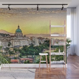 Naples, Italy Landscape Wall Mural